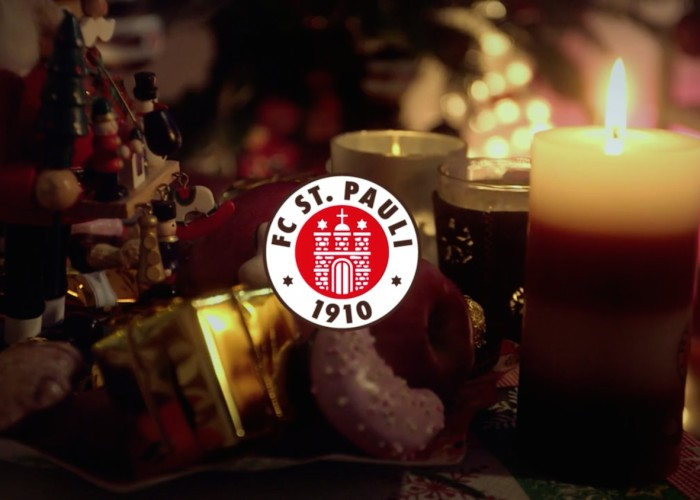 St. Pauli Weihnachtsgruß | Post productions