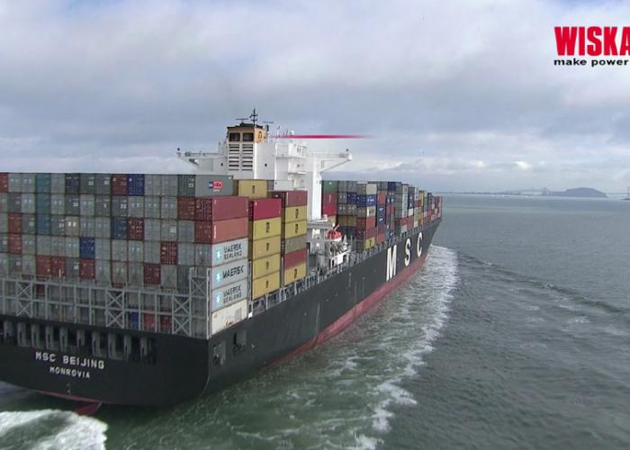 Schiffe und Kameras – Wiska