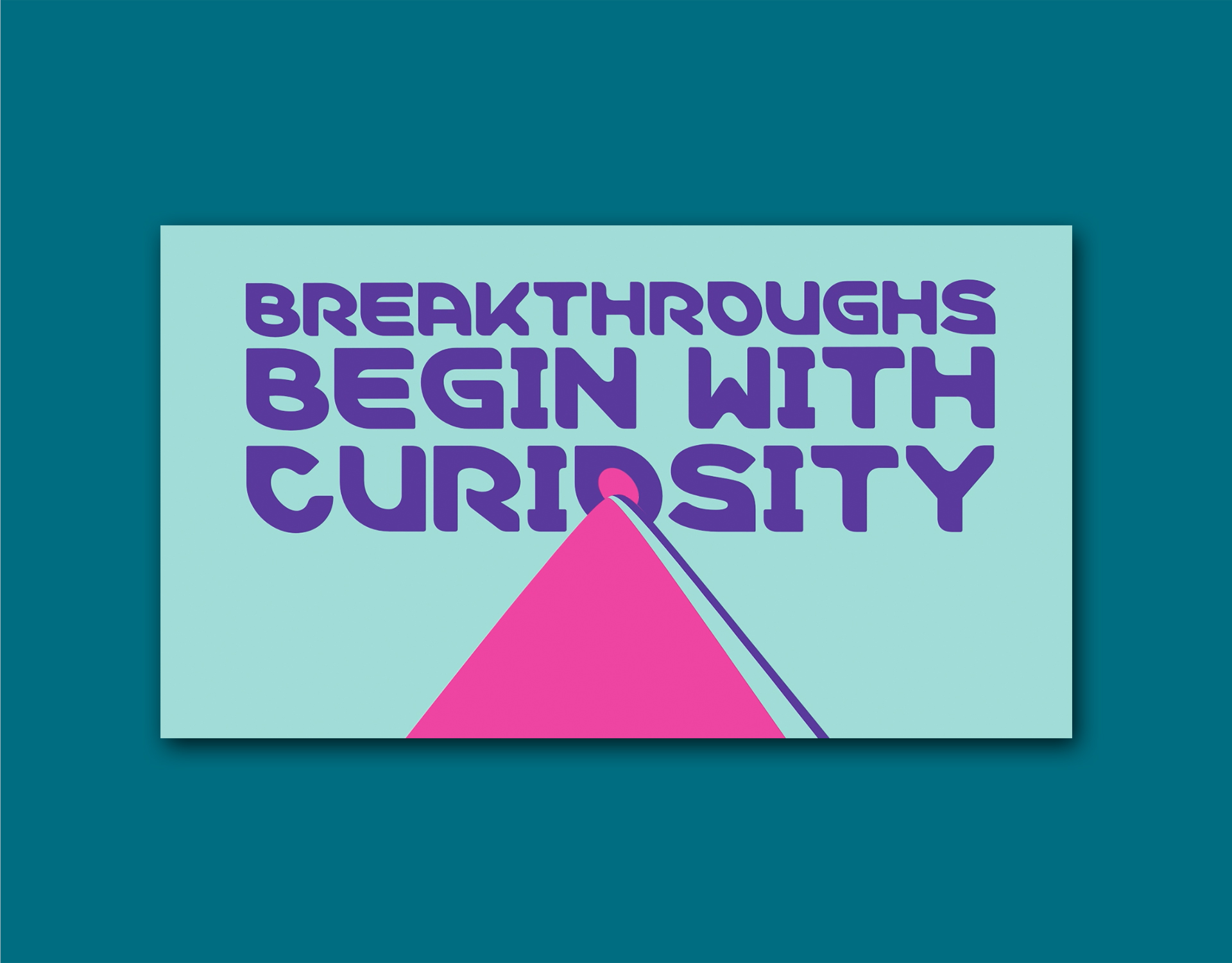 Merck – Why curiosity?