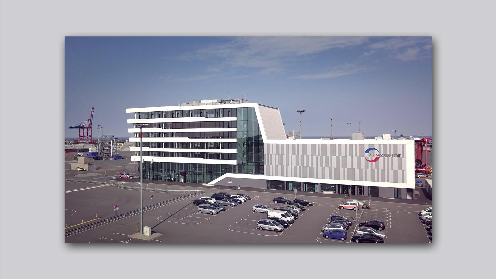 Eurogate – Containerterminal Bremerhaven