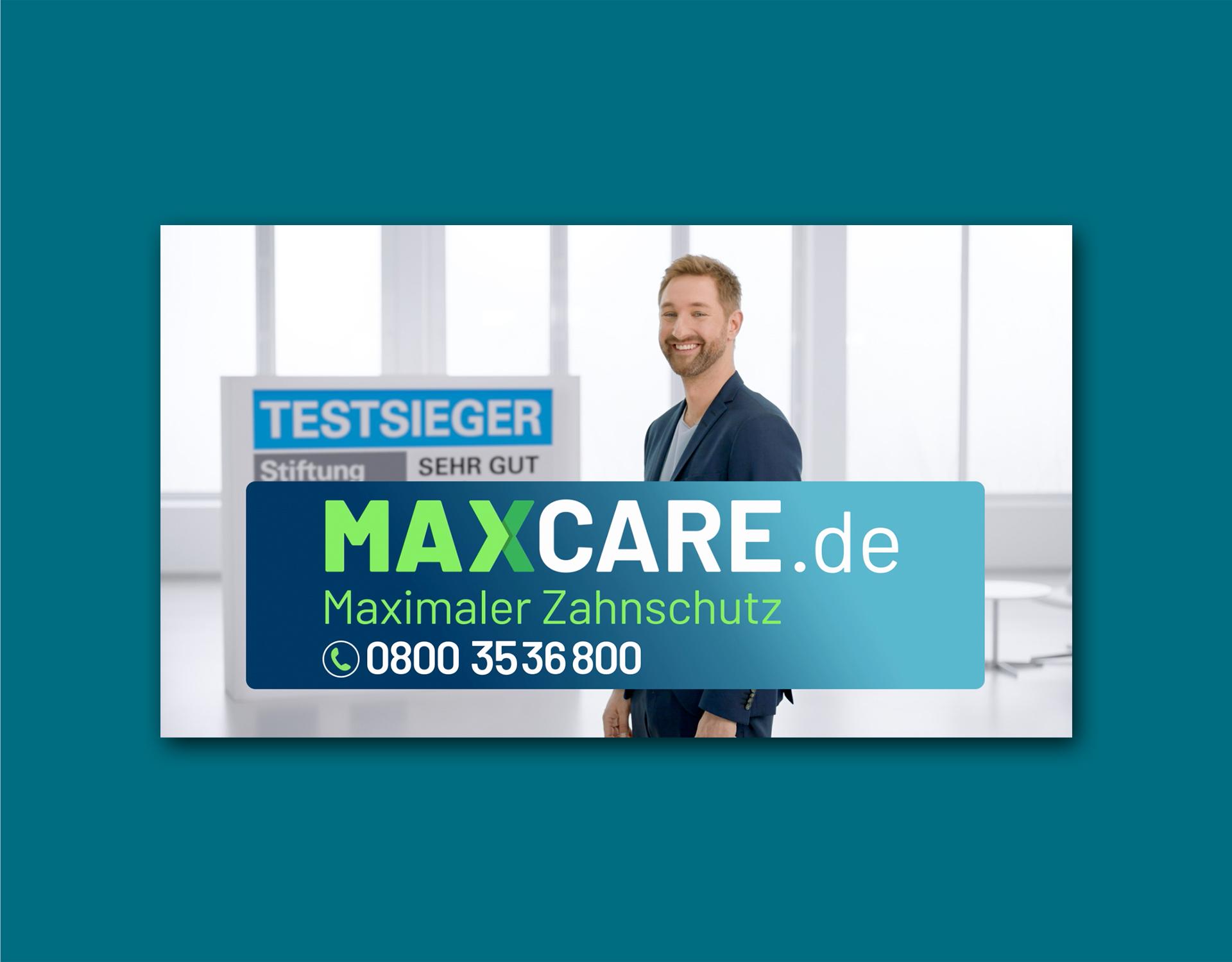 Maxcare – Testsieger