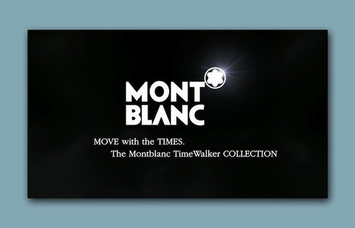 Montblanc Timewalker