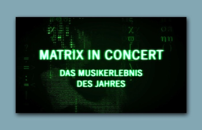 Matrix in Concert