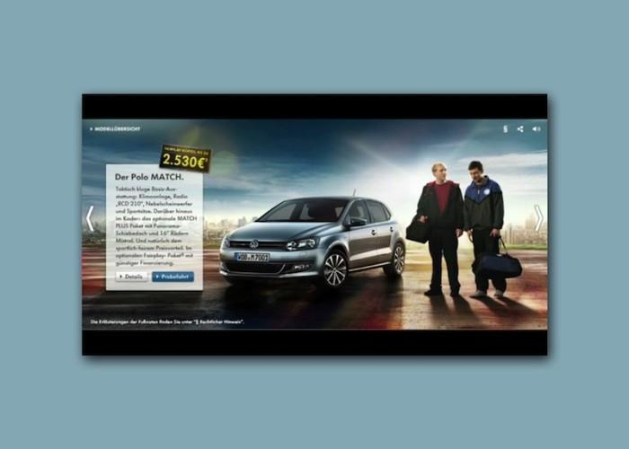 VW Taktik Webspecial