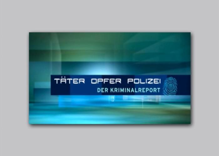 """Intro """"Täter Opfer Polizei"""""""