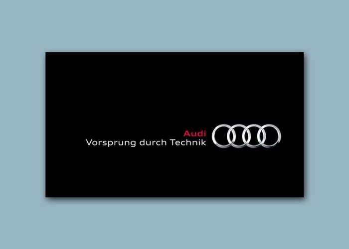Audi auf der Berlinale 2016 – Trailer