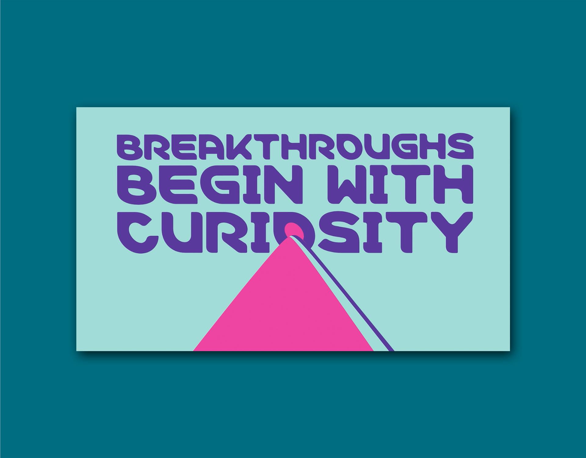 Merck – Why curiosity?