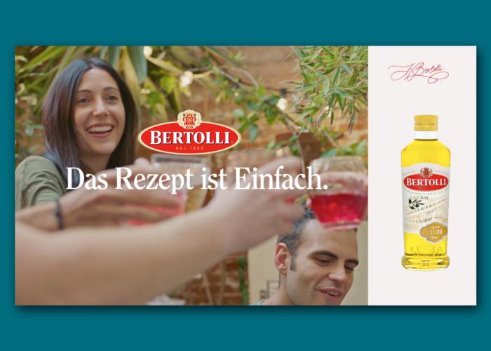 Bertolli – Das Rezept ist einfach