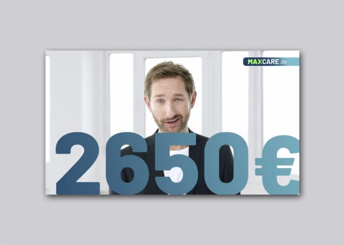 Maxcare – Kosten